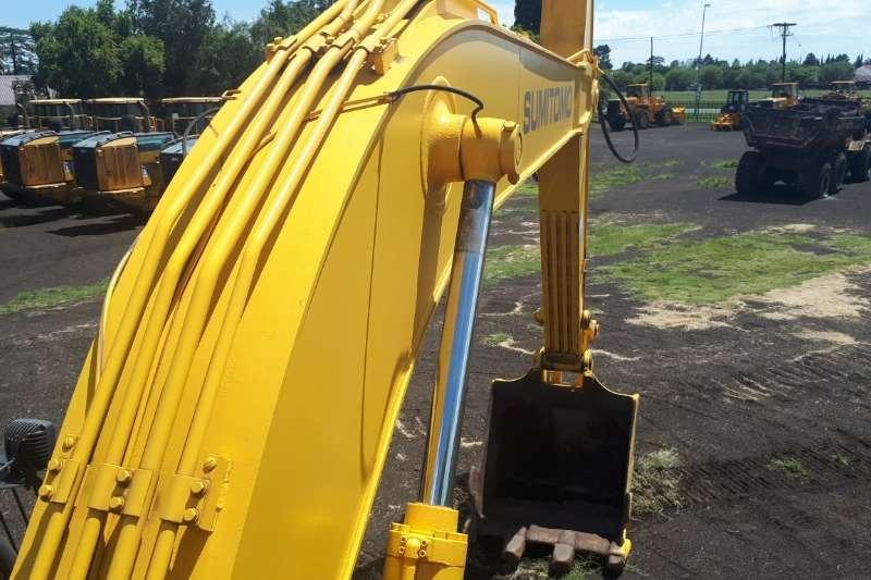 Sumitomo SH240 Excavators
