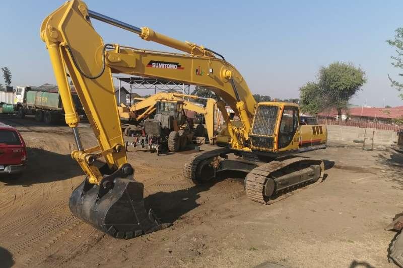 Sumitomo Excavators SH450 2007