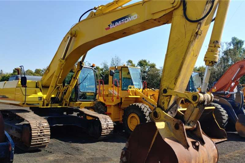 Sumitomo Excavators SH450HD 2007