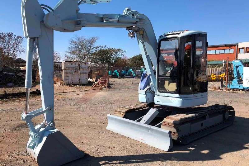 Sumitomo SH65U 2 Excavators