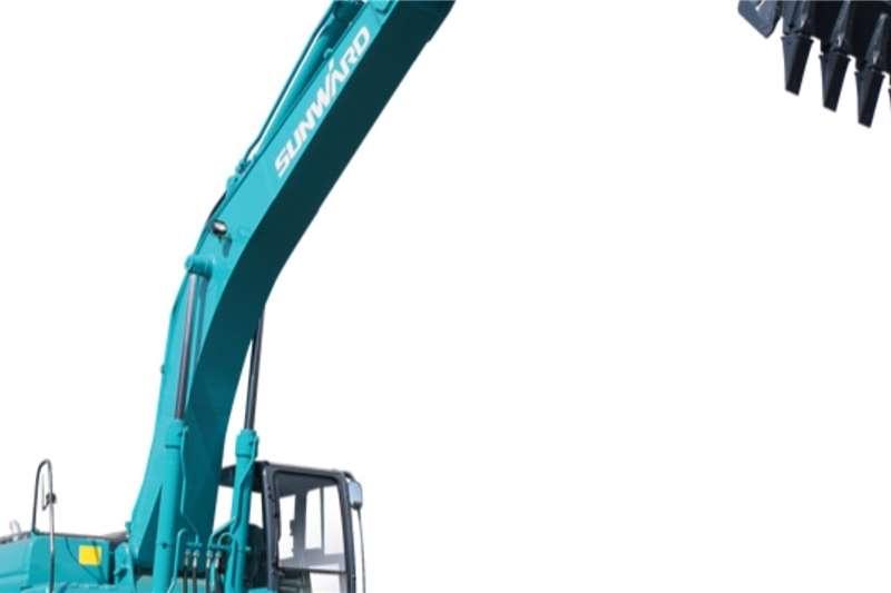 Sunward QSB7 (21 TON) Excavators