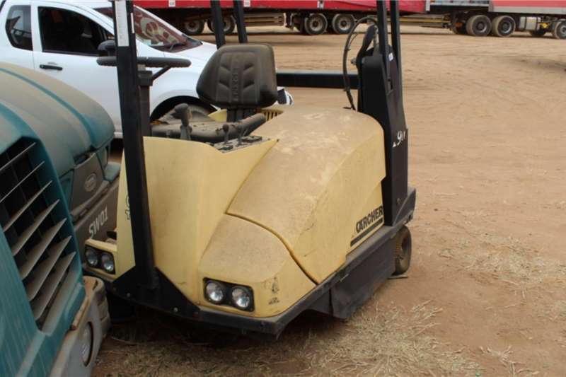 Sweeper Karcher Sweeper S20 2016