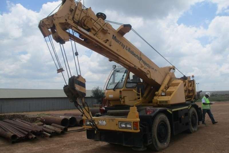 Tadano Cranes Tadano TRM160M, 16 Ton Mobile Crane