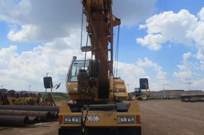 Tadano Tadano TRM160M, 16 Ton Mobile Crane Cranes Machinery