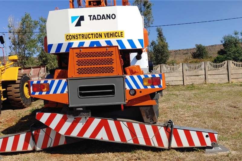 Tadano TR350 2 PRO FX Cranes