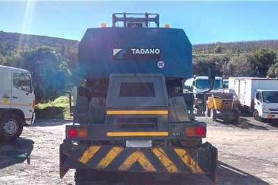 Tadano TR250M 5 MOBILE Rough terrain crane