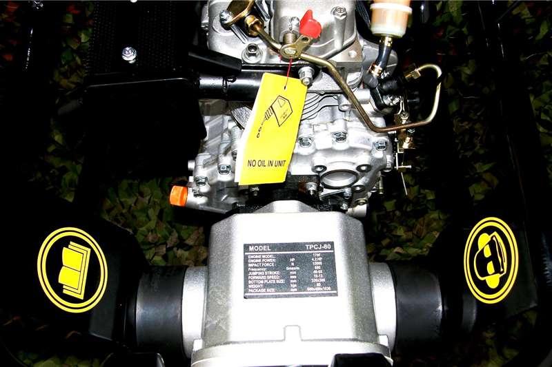 Tamping Rammer Diesel Tamping rammers