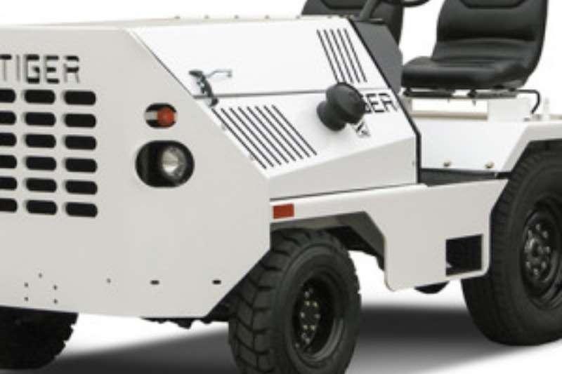Taylor-Dunn Tractors - towing Taylor DunnTC 30/60
