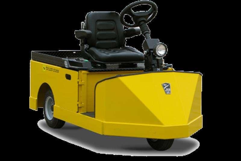 Taylor-Dunn Tractors - towing Taylor DunnTT 316