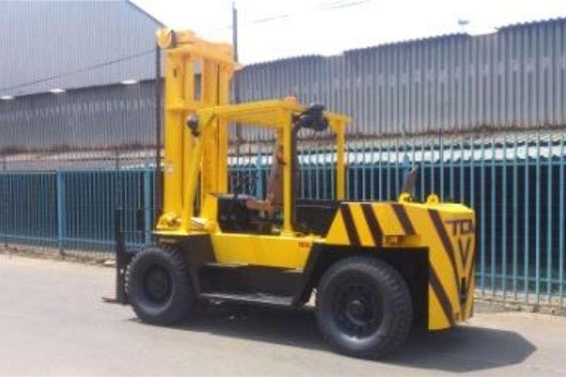 TCM Diesel forklift 10 Ton Diesel Forklift Forklifts