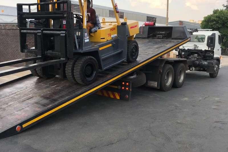 TCM Diesel forklift 7Ton FD70 Forklift Forklifts