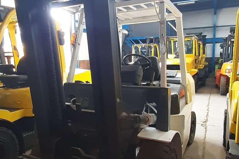 TCM Diesel forklift FD46T9 Forklifts