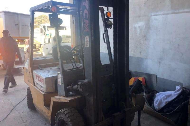 TCM Forklifts TCM 2.0 Ton