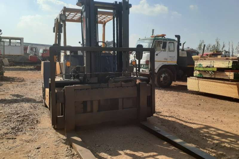 TCM Forklifts TCM FD70 7 Ton Forklift