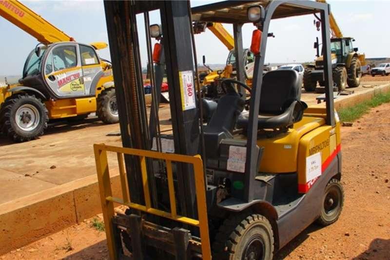 TCM Forklifts TCM FHG18T3, 1.75 Ton S.W.L Forklift