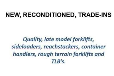 4 ton JLG Telehandlers
