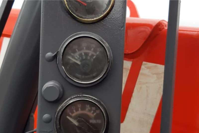 Manitou Telehandler MLT 742 Turbo Telehandlers