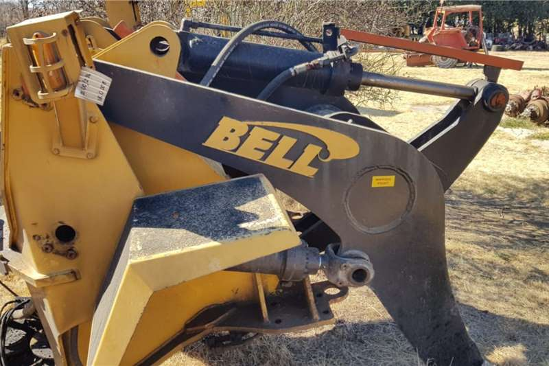 Telescopic Loaders Bell L 1706 C Loader Stripping for Spares