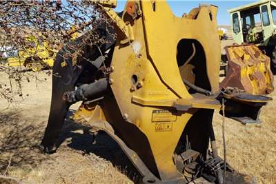 Bell L 1706 C Loader Stripping for Spares Telescopic loaders