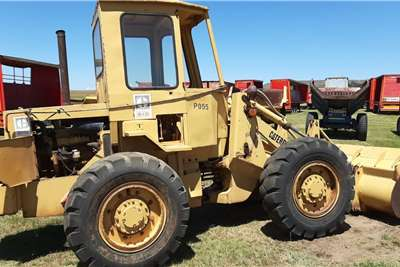 Caterpillar 910 Front End Loader for Spares Telescopic loaders
