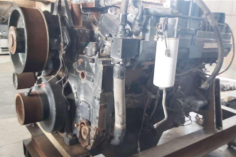 Cummins QST30 Engine Telescopic loaders