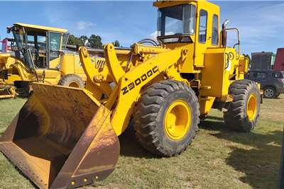 Telescopic Loaders Dezzi 2300 Front End Loader