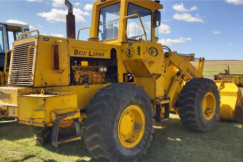 Dezzi 2300 Front End Loader Telescopic loaders