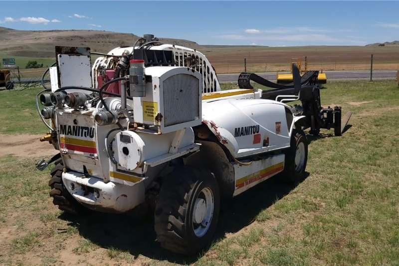 Flameproof Manitou MT 625 Telehandler Telescopic loaders