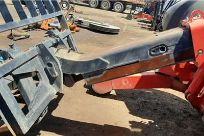 Manitou TMT 25 I Telehandler Stripping for Spares Telescopic loaders