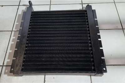 Oil Coolers Telescopic loaders