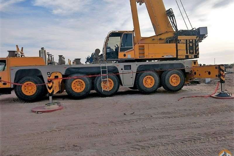 Terex All terrain Demag AC140 (140t) (View by appointment) Cranes