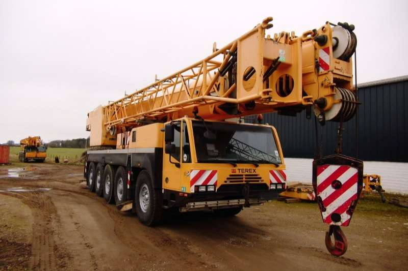 Terex Cranes All terrain Demag AC140 (140t) (View by appointment) 2005