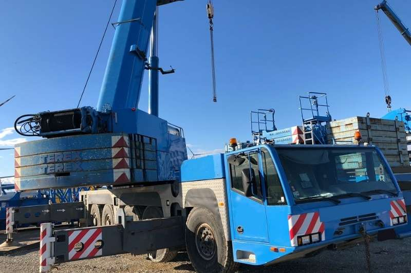 Terex Cranes All terrain Demag AC200 1 (200t) (View by appointment)