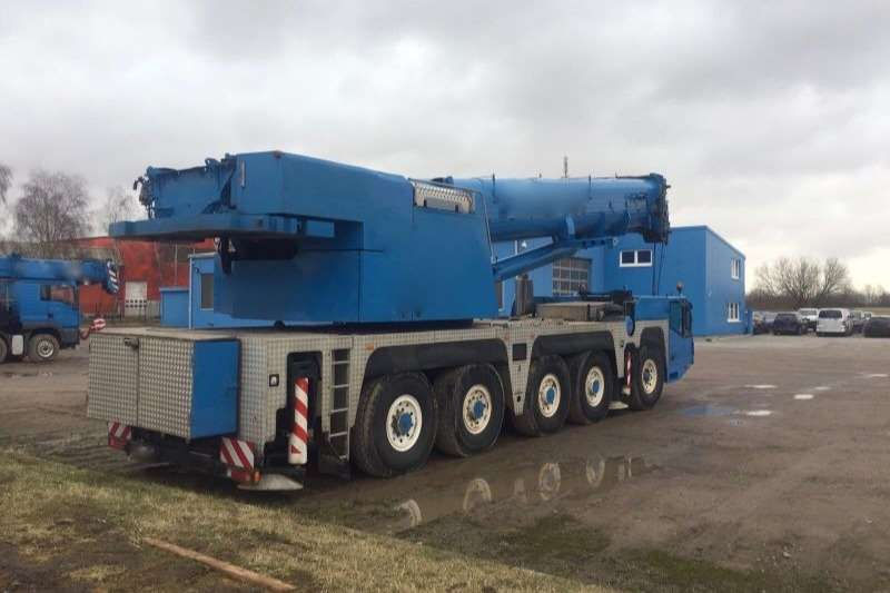 Terex All terrain Demag AC200 1 (200t) (View by appointment) Cranes