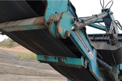 Terex XA400S Crushers