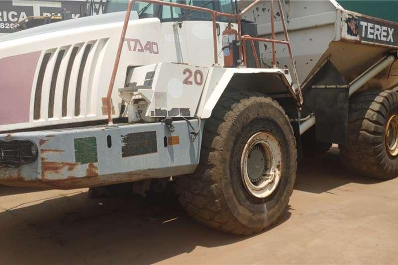Terex Dumpers TA40 2008