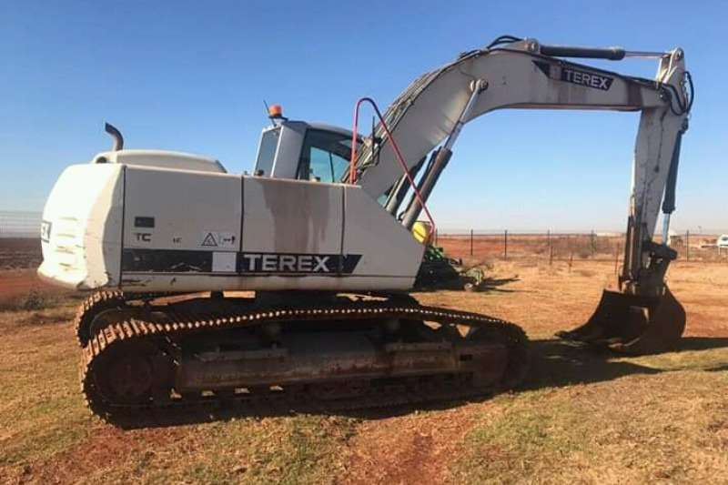 Terex Excavators