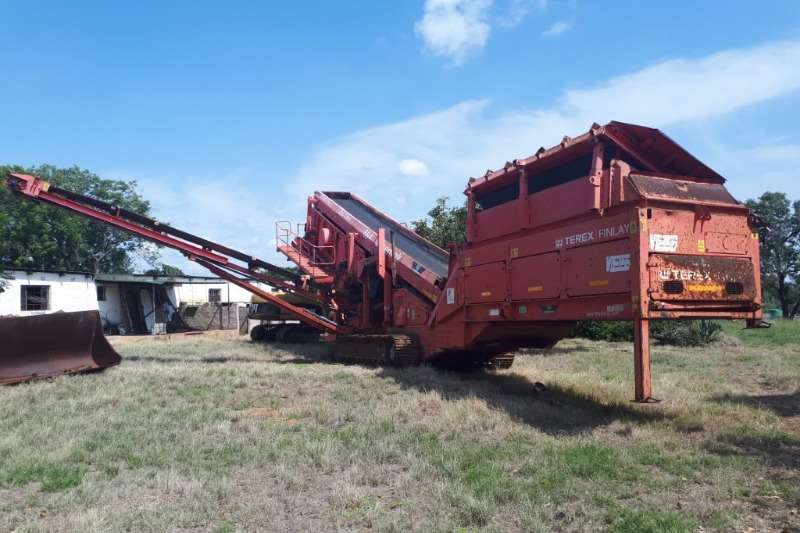 Terex Screeners Finaly 694T 2008