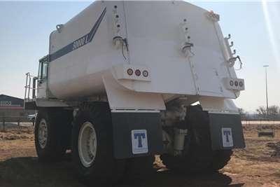 Terex Terex TR60 50 000 liter water tanker water bowser Water tankers