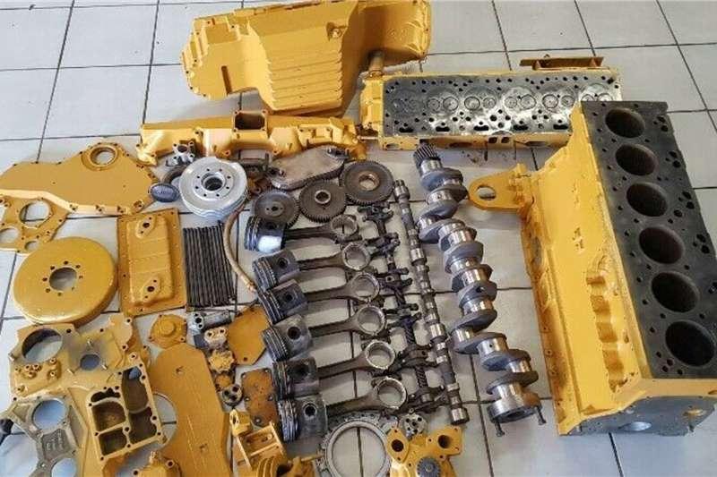 TLBs Perkins 1006 Caterpillar 3056 Engine