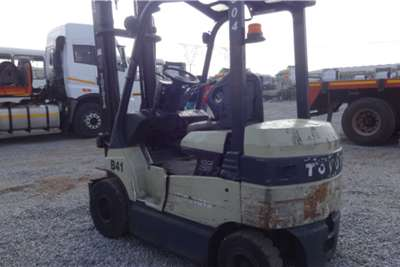 Toyota 7FBH25 Electric Forklift (NON RUNNER) Forklifts