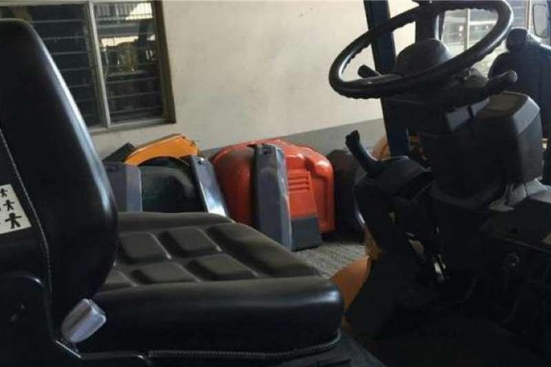 Toyota Diesel forklift Toyota 4TON Diesel Forklifts