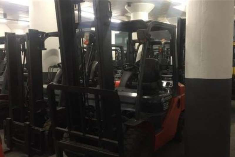 Toyota Material handling Toyota 32 8FG25 Forklifts