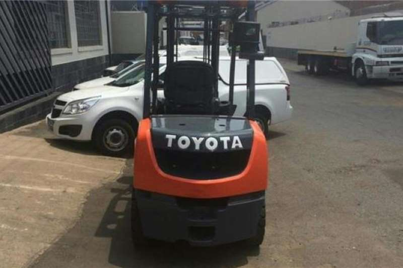 Toyota Material handling Toyota 8 SERIES DIESEL 3ton Forklifts