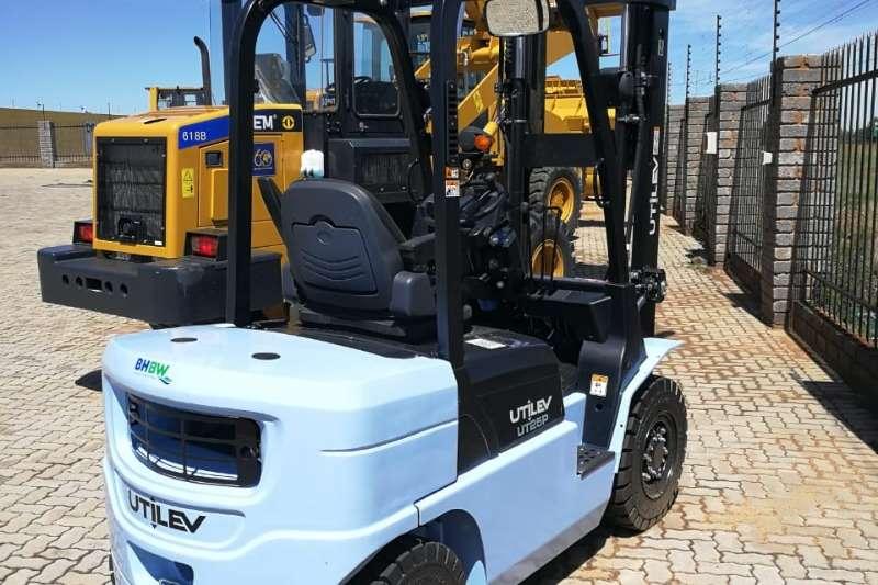 Utilev Forklifts New Utilev 2.5Ton Diesel 2019