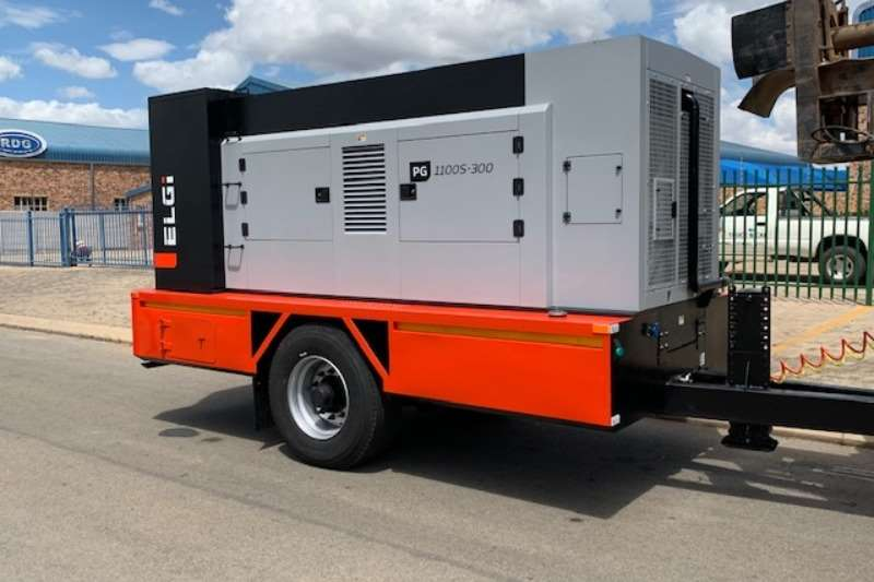 Vertex Drill rigs New or Used Compressors