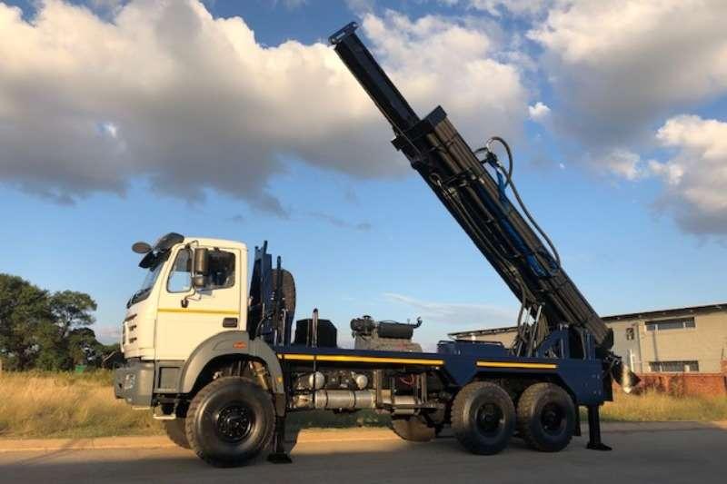 Vertex Drill rigs NEW Vertex Drill Rig TRUCK 2020