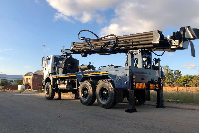 Vertex Drill rigs South African Manufactured Drill Rig