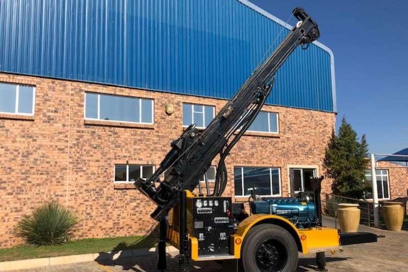 Vertex Drill rigs Trailer Drilling Machine