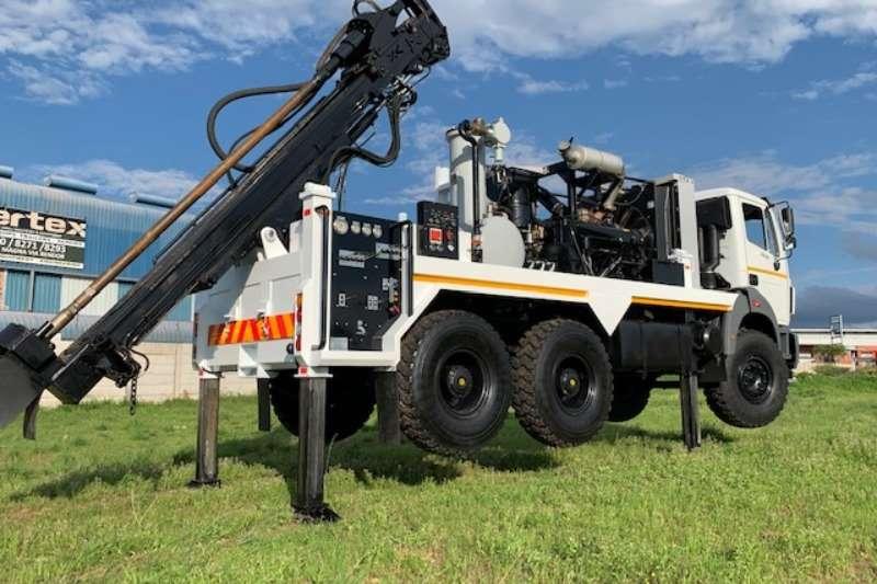 Vertex Drill rigs VERTEX POWERSTAR DRILL TRUCK 2020